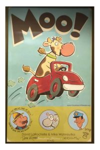 Moo! poster